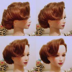 顔周りに大きな曲線で女性らしさと品、大人っぽさが生まれる☺️ 式はかわいく、色直しは大人っぽく おもいきり変えるなら前髪大切ですね(*^_^*)💓 😮 #hair #hairdo #hairstylist #hairmake #bridalhair #bride #bridal #brides #WEDDING #weddinghair #wedding #ヘアセット #ヘアスタイル #ヘアメイク #ヘアアレンジ #美容師 #ウェディング #ブライダル #結婚式 #前撮り #花 #和装 #和装髪型 #ウェーブ#花嫁髪型 #前髪 Up Styles, Disney Princess, Hair, Disney Princesses, Strengthen Hair, Disney Princes
