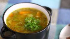 Borsóleves sok zöldséggel Ethnic Recipes, Food, Meal, Essen, Hoods, Meals, Eten