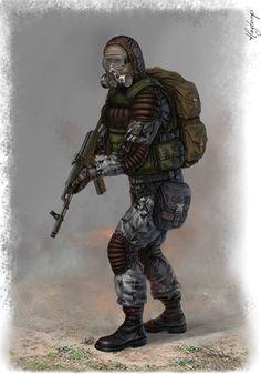 Monolith Soldier
