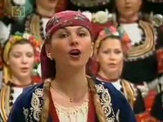 ▶ ANGELIC SINGING of Bulgaria - Malka Moma - Neli Andreeva & Philip Kutev Choir - YouTube