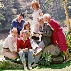 Gilligan's Island. Watched it everyday after school!