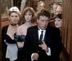 "Clue!!! Favorite movie of all time..  ""the flames shooting up the side of my face."" Might have to have a clue party make my friends watch with me haha"