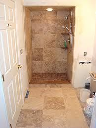 21 Best Doorless Showers Images Small Bathroom Walk In