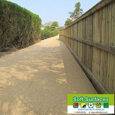 Resin Bound Aggregate Stone Gravel Surfacing Walkway price by Soft Surfaces1, via Flickr