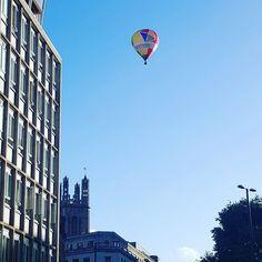 #bristol #hotairballoon #itstheweekend
