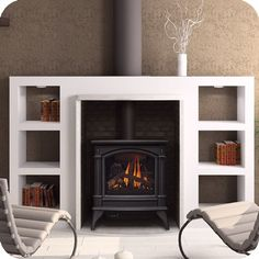Wonderful Absolutely Free pelletkachel Pellet Stove Concepts Pellet ranges are a good way to spend less whilst comfortable through people lazy winter season with home. Gas Stove Fireplace, Corner Gas Fireplace, Gas Fireplaces, Basement Fireplace, Modern Fireplaces, Pellet Stove Inserts, Corner Wood Stove, Wood Stove Surround, Wood Pellet Stoves