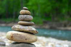 Parable of the Stacked Stones - The Stress Management Place