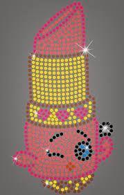 Image result for shopkins perler bead patterns