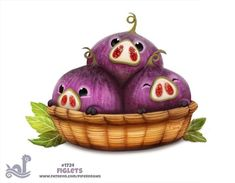 Cryptid-Creations by Piper Thibodeau