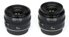 Canon EF 35mm f/2 - Wide prime lens