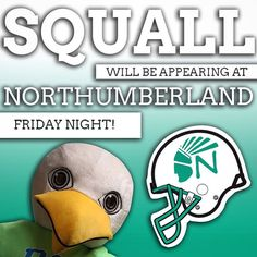 SQUALL will be at Northumberland High School this Friday for the game between the Lancaster Red Devils and the Indians! We'd love to see you out there! Details: http://ift.tt/1RpCTbe #football #northernneck #northerneckva #virginia #fridaynightlights #nnk #northumberland #lancaster #lancasterhighschool #reddevils #indians #rappahannock #community #college #comm_college