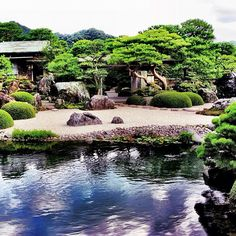 """See 803 photos and 26 tips from 2873 visitors to 足立美術館 (Adachi Museum of Art). """"The garden in the Adachi museum was elected best Japanese garden in."""