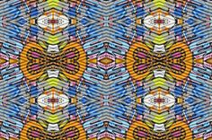 One-Eyed Robot in Bow Tie fabric by susaninparis on Spoonflower - custom fabric