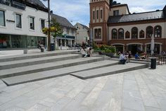 Revitalisation of the historical centre of Tønsberg, Norway - World Landscape Architecture World Landscape Architecture