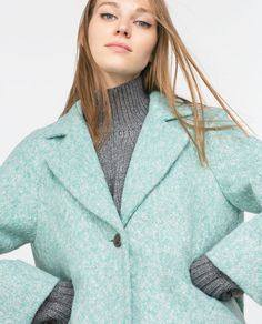 WOOL COAT-OUTERWEAR-WOMAN-SALE | ZARA United States