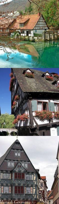 Munich Germany-David's dream home
