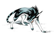 Image of anime demon wolf - photobucket - video and image hosting Anime Wolf, Anime Demon, Wind Wolves, Demon Dog, Shadow Wolf, Wolf Character, Wolf Pictures, Creature Drawings, Anime Animals