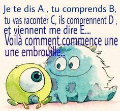 ah la vie koi! lol