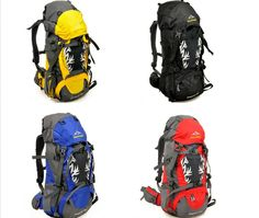 50L Camping Hiking Traveling Mountaineering Backpack BRAND NEW US/STOCK #MountaineeringBackpack