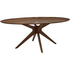 Found it at AllModern - Amherst Oval Dining Table