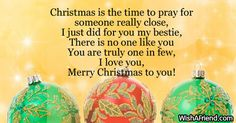 Share Christmas messages and wishes with your friends and wish them a Merry Christmas. This is page 2 of Christmas messages for friends Christmas Messages For Friends, Merry Christmas To You, Christmas Bulbs, Praying For Someone, Love You, Holiday Decor, Te Amo, Christmas Light Bulbs, Je T'aime