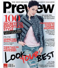 The most comprehensive source for fashion, beauty, parties and celebrity style in the Philippines. V Magazine, Magazine Covers, Vanity Fair, Marie Claire, Lifestyle Trends, Couture, Madame, Botanical Prints, Covergirl