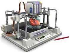 impressora 3d para medicina