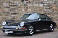 Black Porsche 912