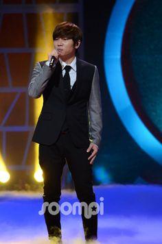 K.Will at Seoul International Drama Awards 2013