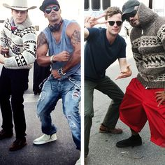I seriously love these men!