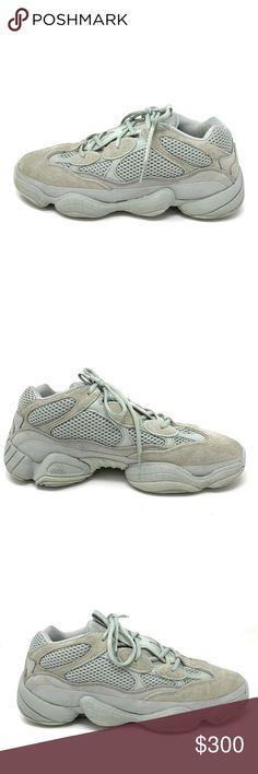 3fdad0e1b0579 Yeezy X Adidas 500 Desert Rat Sneakers Men s salt suede