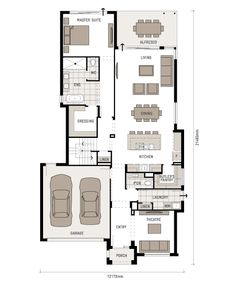 Our Henley Collection - Flexible New Home Designs Kitchen Linens, New Home Designs, Home Collections, Master Suite, New Homes, Floor Plans, House Design, Blue Prints, New House Designs