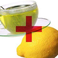Green Teas + Lemon Juice : Cancer Protection  Womens Health, Great Pairings