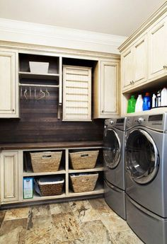 20 modern laundry room ideas and tips for functional decorating.