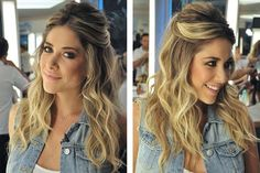 8 dicas de penteados para festas   Danielle Noce