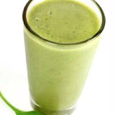 My favorite smoothie! Don't let the ingredients or color fool you it's DELISH Spinach Shake Ingredients:  - 3 cups of spinach  - 2 cups of ice - 1/2 banana - 2 Tbsp of peanut butter - 1 scoop of vanilla protein powder - 3/4 cup of unsweetened almond milk or water (for a good preworkout meal)   Mix the ingredients in a blender and enjoy.