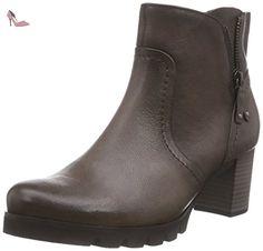 Gabor Gabor Damen Sneaker, Desert boots femme - Noir - schwarz (Mel.), 38