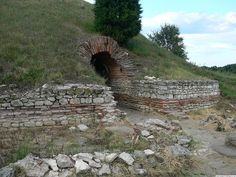 Pomorie's ancient Thracian tomb