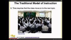 The Traditional Versus Flipped Classroom