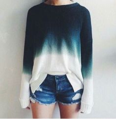 Zoella got this sweater for her haul video and I really want one!