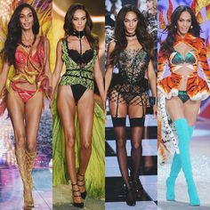 - My Favorite Joan Smalls's Outfits in the Victoria's Secret Fashion Show - Which one of these is your favorite? | #joansmalls #victoriassecret #vsfashionshow #vsangel #beautiful