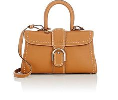 Delvaux Brillant PM Sellier Satchel at Barneys New York