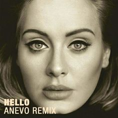A heightened bass takes Adele's vocals to the next level > Adele - Hello (Anevo Remix) #inspiring #sensual