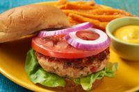 Chicken Burger | Cooking Matters