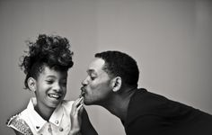Willow & Will Smith