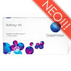 Biofinity XR (Συσκευασία 6 Τεμαχίων) http://www.alfalens.gr/product/270/biofinity-syskeyasia-temaxiwn-mhniaioi-fakoi.html