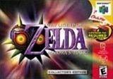 New Legend of Zelda Majora's Mask CE - N64 Factory Sealed Game