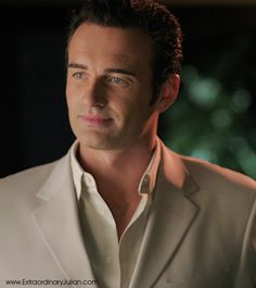 Photo of Julian McMahon for fans of Julian McMahon 11200411 Julian Mcmahon, Phoebe And Cole, Charmed Sisters, Osmond Family, Justin Timberlake, Hot Guys, Hot Men, Actor Model, American Actors