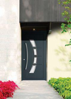 Pentru că ușa reprezintă cel mai important element al casei, îți punem la dispoziție o gama largă de modele ce adună toate atributele într-un singur loc: calitate, siguranță, eficiență energetică și design.  Ne găsiți în Suceava, la showroom-ul de pe str. Universității, nr.17 (aleea pietonală din Piața mică) sau sună la ☎️ 0745 219 909 și venim noi la tine! Outdoor Decor, Home Decor, Universe, Decoration Home, Room Decor, Home Interior Design, Home Decoration, Interior Design