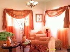 como hacer cortinas elegantes para salas - Buscar con Google